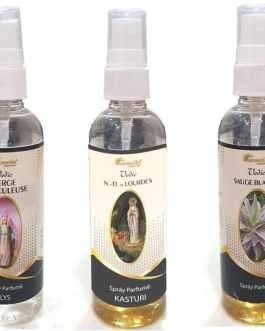 AROMATIKA SPRAY PARFUME (9 Parfums)