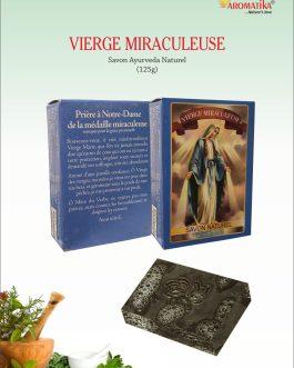 SAVON VIERGE MIRACULEUSE (Parfum : NAG CHAMPA)