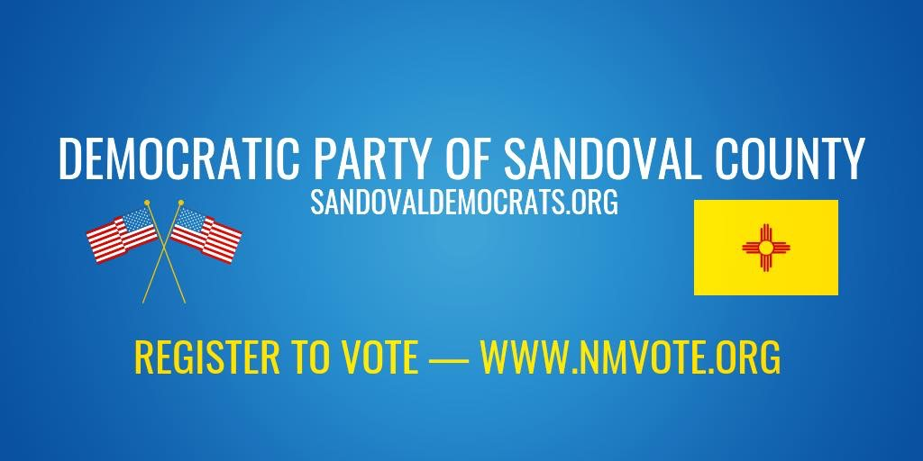 Sandoval County Democratic Party Newsletter Archive