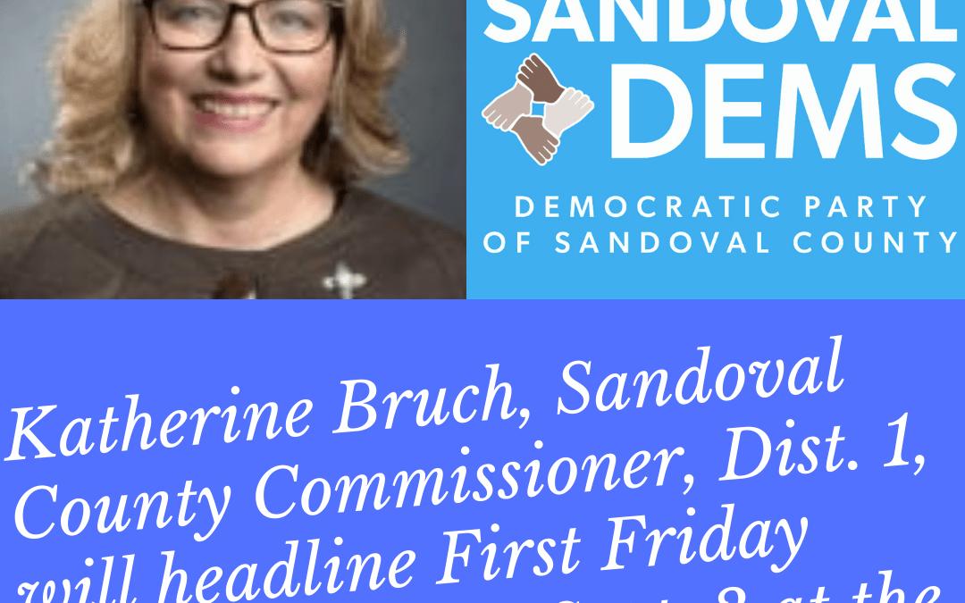 First Friday Forum – September 8, 2021
