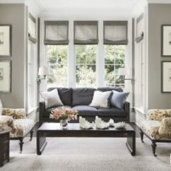 Traditional Armchairs For Living Room How To Decorate Your Small Gray With Playful Print Luxe