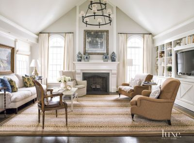 cape cod style house living room discount furniture stores a renovated home in maryland features design