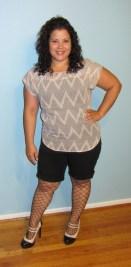 thrift style thursdays - shorts for fall