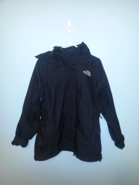 the north face winter shell