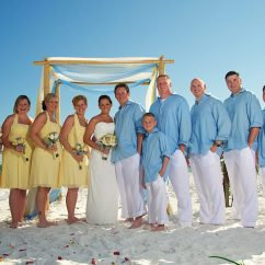 Chair Covers For White Folding Chairs Tables And Party To Hire Florida Beach Wedding With Aquarium Reception