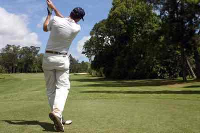 Sandpiper Bay -Golfer