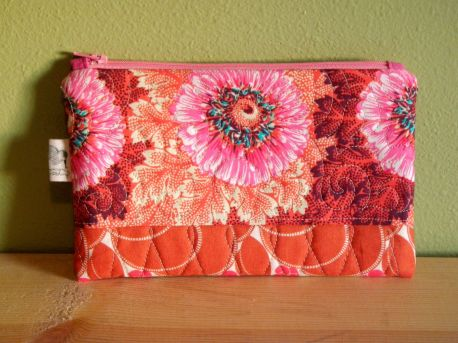 Small cosmetic bag/pouch $24