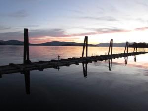 Hope Idaho Docks