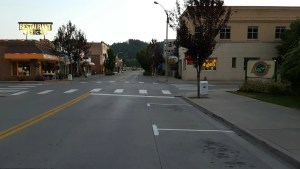 Bonners Ferry downtown