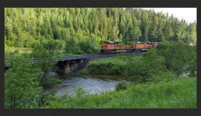 Deep Creek Naples Idaho