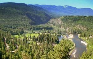 Moyie Springs Idaho
