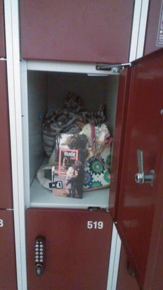 SMK locker