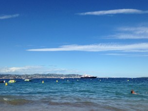 I just love the south of France!