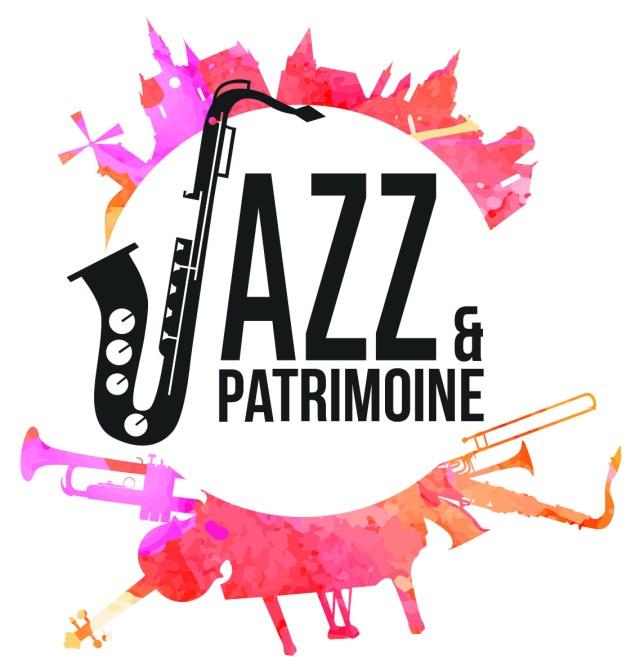 Création du logo du Festival de Jazz & patrimoine