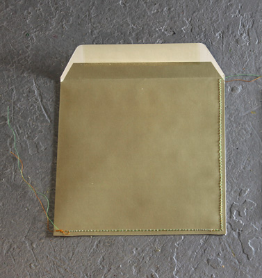 Vierkante envelop