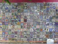 Kathleen Crocettis Community Mosaic Mural | Musings from ...