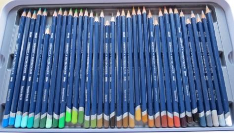 derwent watercolour inside layer 2