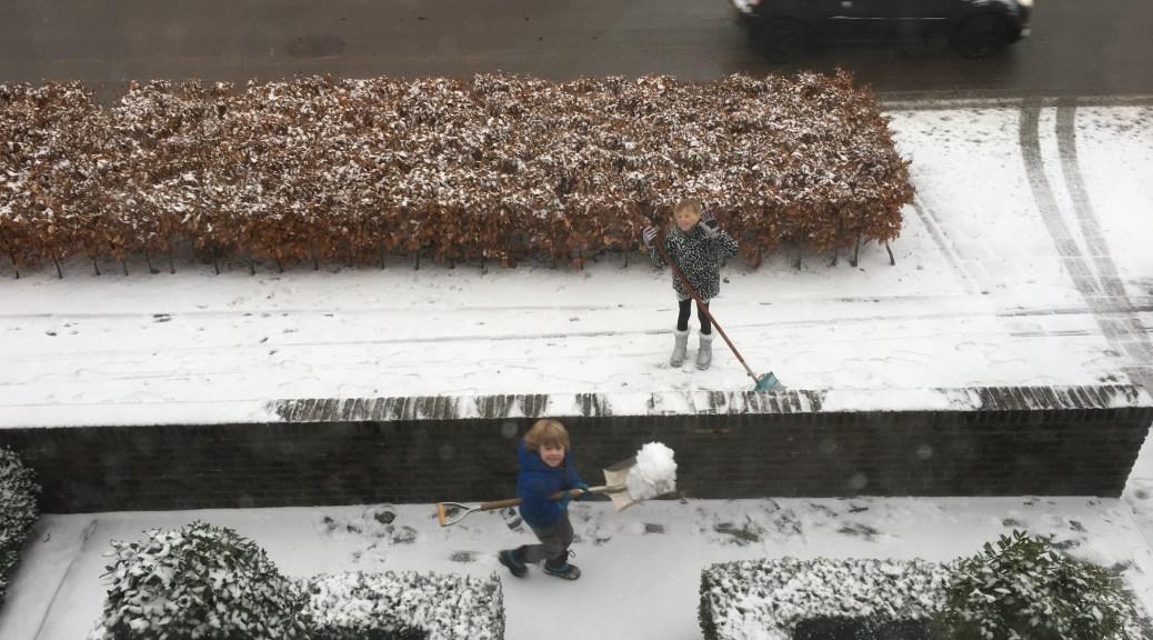 weekoverzicht sneeuw 2017