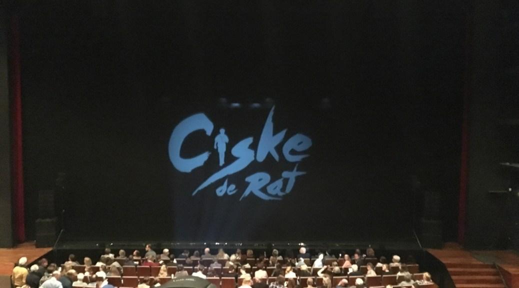 Musical Ciske de rat happy moments