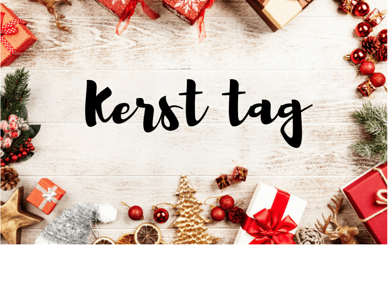kerst tag