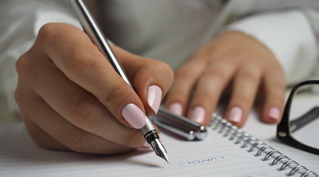 Schrijven is goed voor je brein