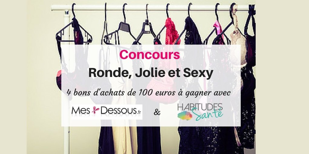Concours Ronde Jolie Sexy