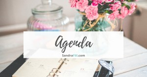 agenda, sandra fm, conférences, stages, immersion, workshops