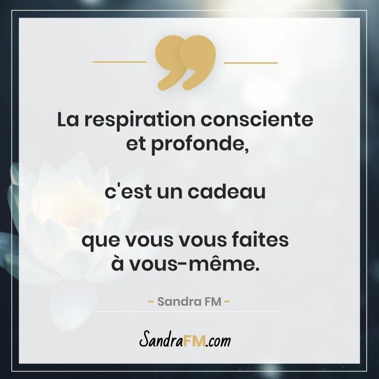 confinement respiration profonde Sandra FM