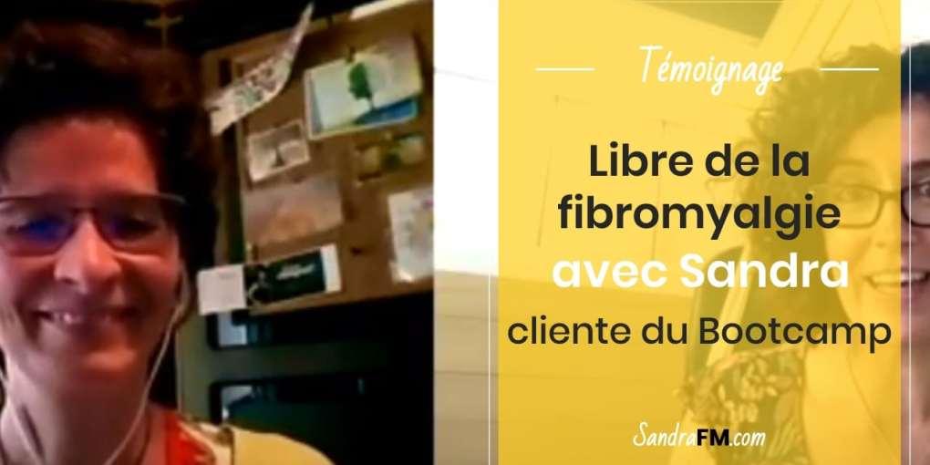 Libre de la fibromyalgie Sandra FM titre
