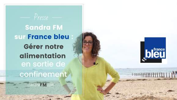 Sandra FM presse france bleu
