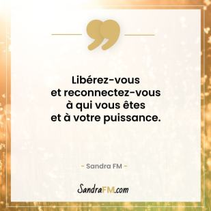 Fatigue et envie d'abandonner entrepreneure Sandra FM liberez vous