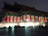 Chang Kai Shek concert hall