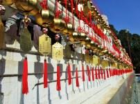 Wunschkarten am Wen Wu Tempel