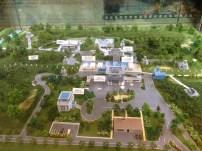 Das Dorf, das extra angesiedelt wurde