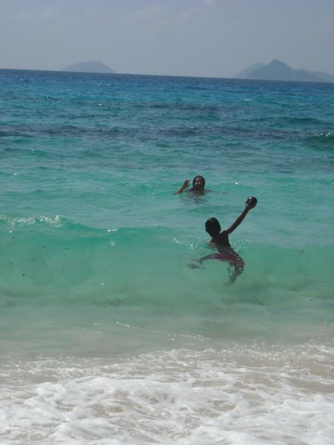 The Indian Ocean Playground