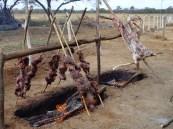 Carne en vara (2)