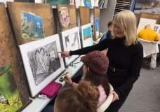 Sandra Longmore Teaching