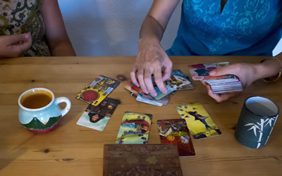 Imagen para Curso de tarot y asesoría