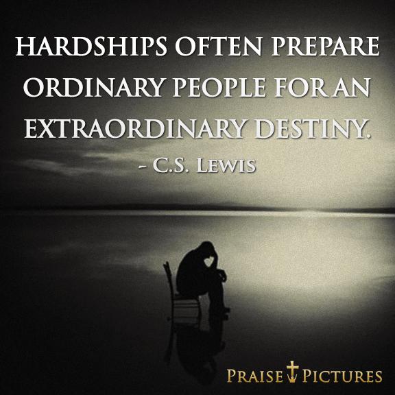 Hardships and Hope