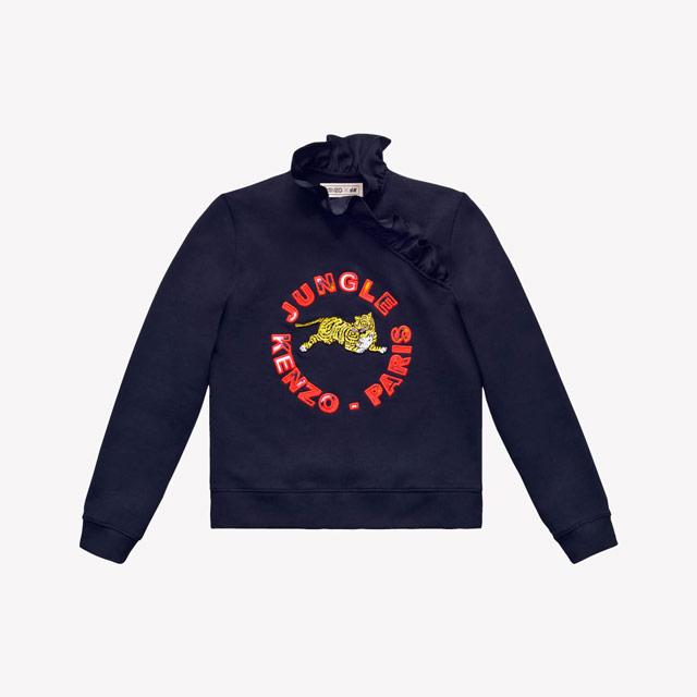 H&M x Kenzo sweater