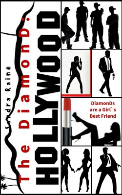 The DiamonD HOLLYWOOD official book cover