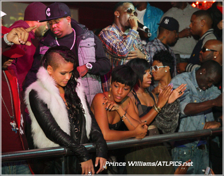 Did Sean Puffy Combs propose to Cassie at the Velvet Room  Sandra Rose