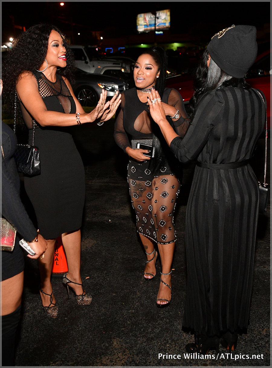 Toya Wright  Mr Ruggs All Black Affair at Gold Room
