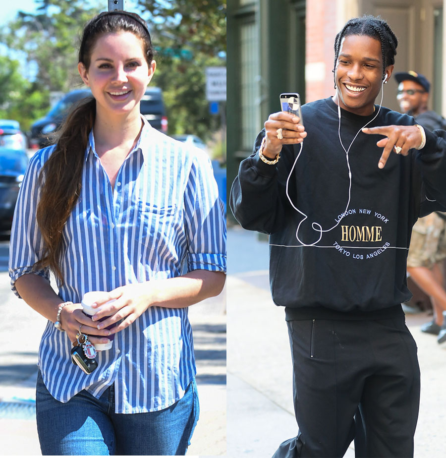 asap rocky and lana