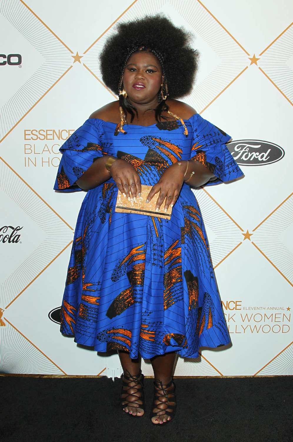 Gabourey Sidibe Attends The 2018 Essence Black Women In