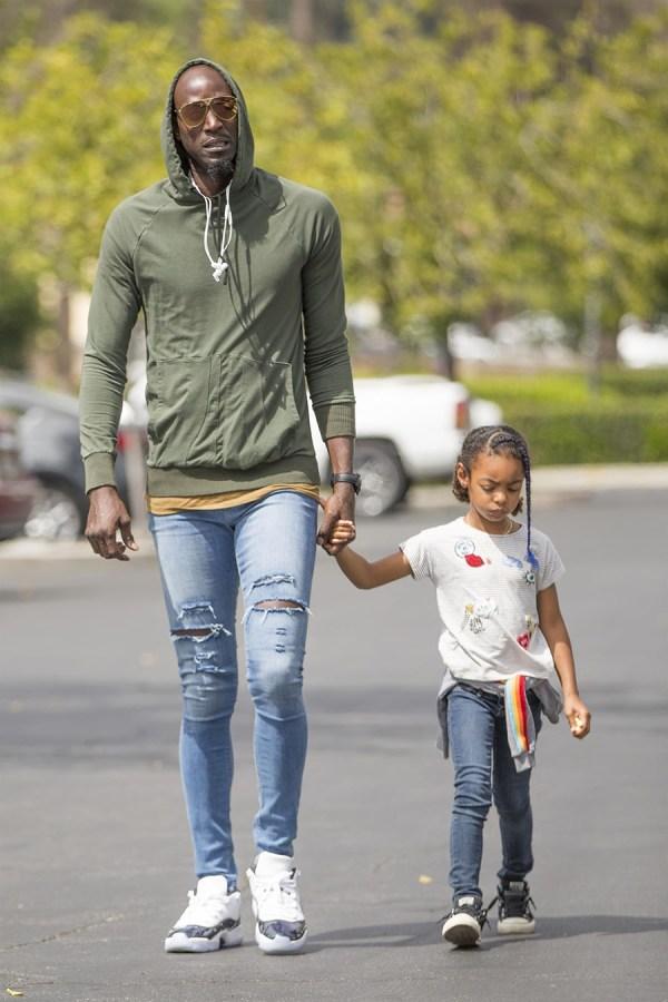 Nba Superstar Kevin Garnett Adorable