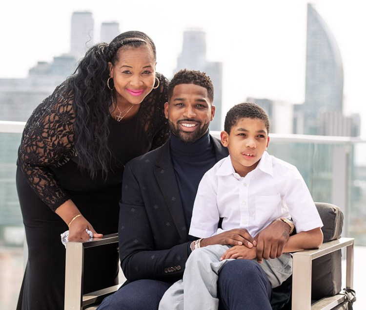 Tristan Thompson's Baby Mama Jordan Craig Wins Huge Child ...
