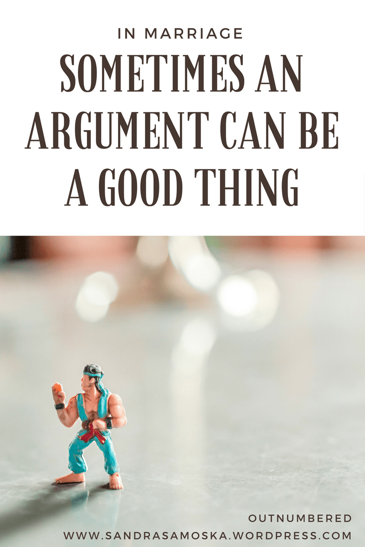 arguing in marriage