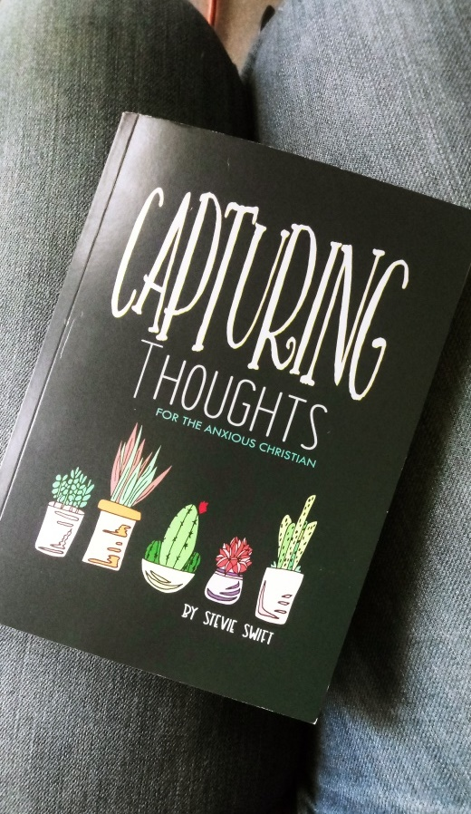 cover of Capturing Thoughts book