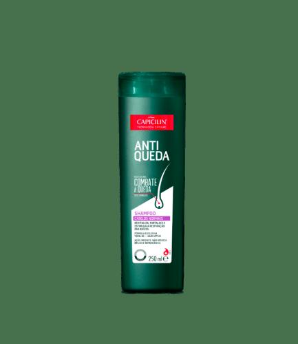 Antiqueda Shampoo Para Pelo Normal